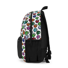 Load image into Gallery viewer, Among Us White Backpack - 3