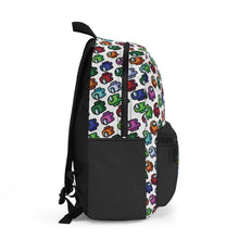 Load image into Gallery viewer, Among Us White Backpack - 2