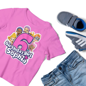Bubble Guppies Birthday Shirt - 1