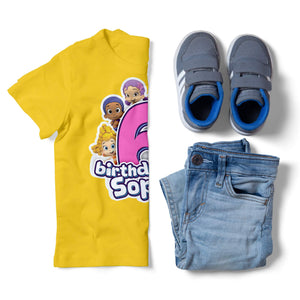 Bubble Guppies Birthday Shirt - 2