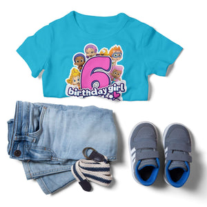 Bubble Guppies Birthday Shirt - 3
