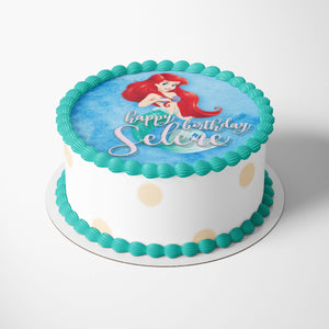 Disney Ariel Cake Toppers - 2