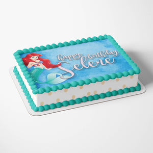 Disney Ariel Cake Toppers - 4