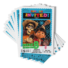 Load image into Gallery viewer, Disney Coco Invitation - 2