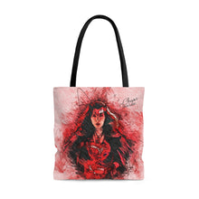 Load image into Gallery viewer, WandaVision Scarlet Witch Tote Bag