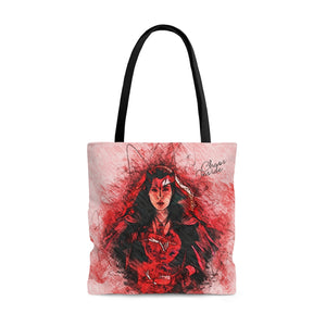 WandaVision Scarlet Witch Tote Bag