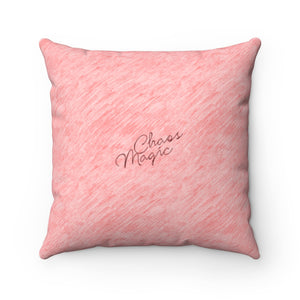 WandaVision Scarlet Witch Square Pillow