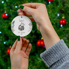 Load image into Gallery viewer, First Christmas Ornament - 4