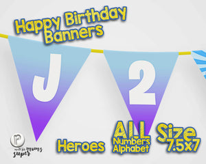 Fortnite Happy Birthday Banner - 7