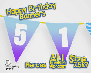 Fortnite Happy Birthday Banner - 4