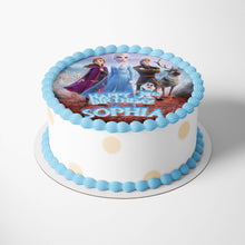 Load image into Gallery viewer, Frozen Cake Toppers - 2