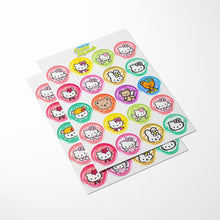 Load image into Gallery viewer, Hello Kitty Cupcake Toppers - 3