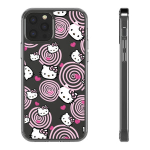 Hello Kitty iPhone 12 Pro Clear Cases - 3