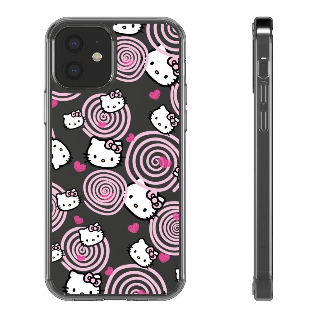 Hello Kitty iPhone 12 Pro Clear Cases - 1