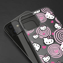 Load image into Gallery viewer, Hello Kitty iPhone 12 Pro Clear Cases - 2