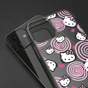 Hello Kitty iPhone 12 Pro Clear Cases - 2