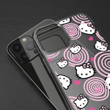 Load image into Gallery viewer, Hello Kitty iPhone 12 Pro Clear Cases - 4