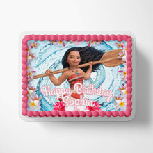 Load image into Gallery viewer, Moana Cake Toppers - 3