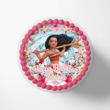 Load image into Gallery viewer, Moana Cake Toppers - 1