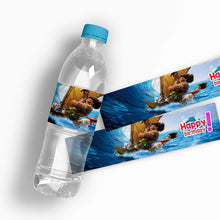 Load image into Gallery viewer, Moana Water Bottle Labels - 2