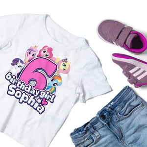 My Little Pony Birthday Shirt - 2