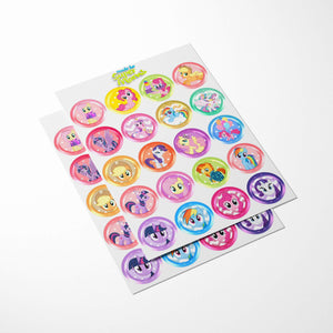 My Little Pony Cupcake Toppers - 3