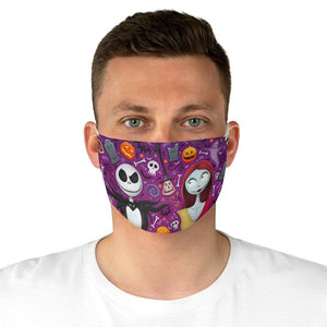 Nightmare Before Christmas Face Mask - 4