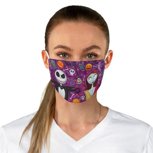 Nightmare Before Christmas Face Mask - 2