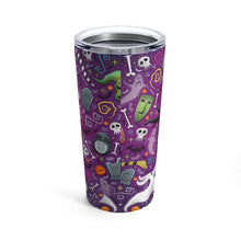 Load image into Gallery viewer, Nightmare Before Christmas Tumbler - 3