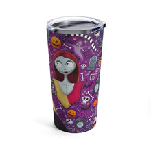 Load image into Gallery viewer, Nightmare Before Christmas Tumbler - 5