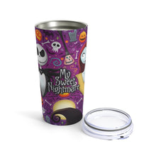 Load image into Gallery viewer, Nightmare Before Christmas Tumbler - 1