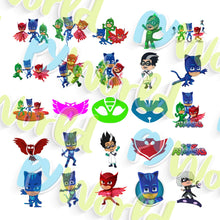 Load image into Gallery viewer, PJ Masks Clipart - 1
