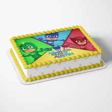 Load image into Gallery viewer, PJ Masks Edible Cake Toppers - 4