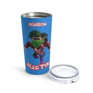 Roblox with custom Avatar CUp