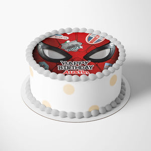 Spiderman Spider-Verse Cake Toppers - 2