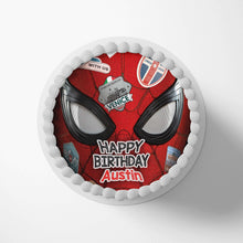 Load image into Gallery viewer, Spiderman Spider-Verse Cake Toppers - 1