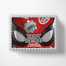 Load image into Gallery viewer, Spiderman Spider-Verse Cake Toppers - 3