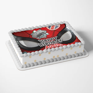 Spiderman Spider-Verse Cake Toppers - 4