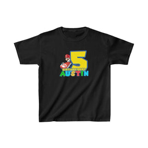 Super Mario Birthday Kids T-shirt - 3