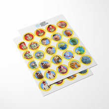 Load image into Gallery viewer, Toy Story 4 Cupcake Toppers - 2
