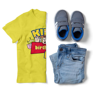 Toy Story Birthday Shirt - 3