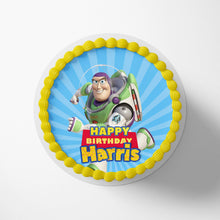 Load image into Gallery viewer, Toy Story Buzz Cake Toppers - 1