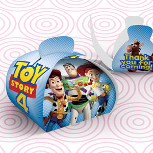 Toy Story Favor Bags - 1