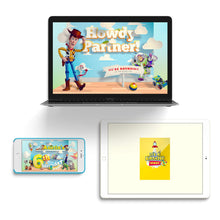 Load image into Gallery viewer, Toy Story Video Invitations - 2
