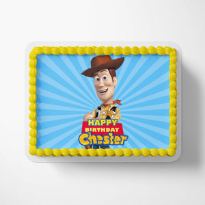 Toy Story Woody Cake Toppers - 3