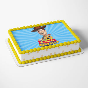 Toy Story Woody Cake Toppers - 4