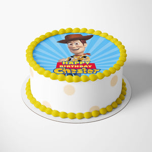 Toy Story Woody Cake Toppers - 2