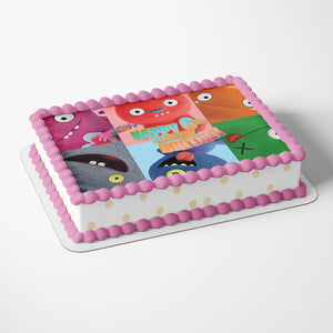 Ugly Dolls Birthday Cake Toppers - 4