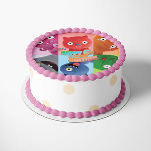 Ugly Dolls Birthday Cake Toppers - 2