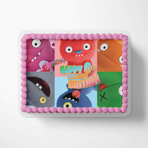 Ugly Dolls Birthday Cake Toppers - 3